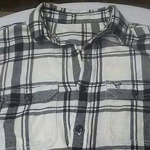 Other - American eagle flannel shirt